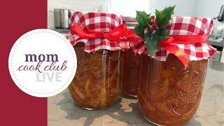 MoM Cook Club | Paddington's Marmalade