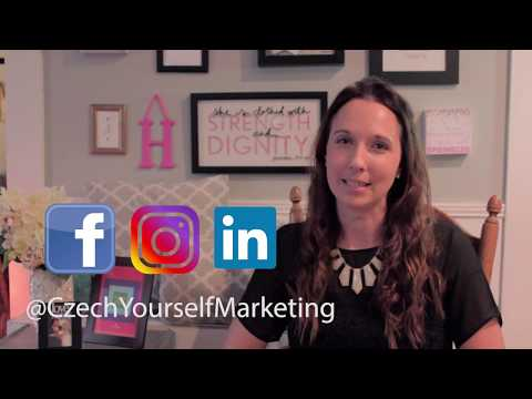 Czech Yourself Marketing: Nonprofit Social Media Tips