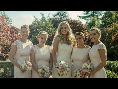 Caroline & Rick: Wedding Films at Eaves Hall