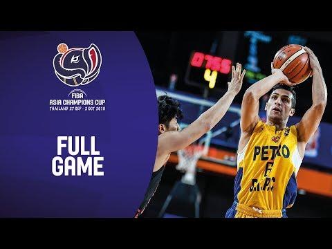 Petrochimi (IRI) v Alvark Tokyo (JPN) - Full Game - Final - FIBA Asia Champions Cup 2018