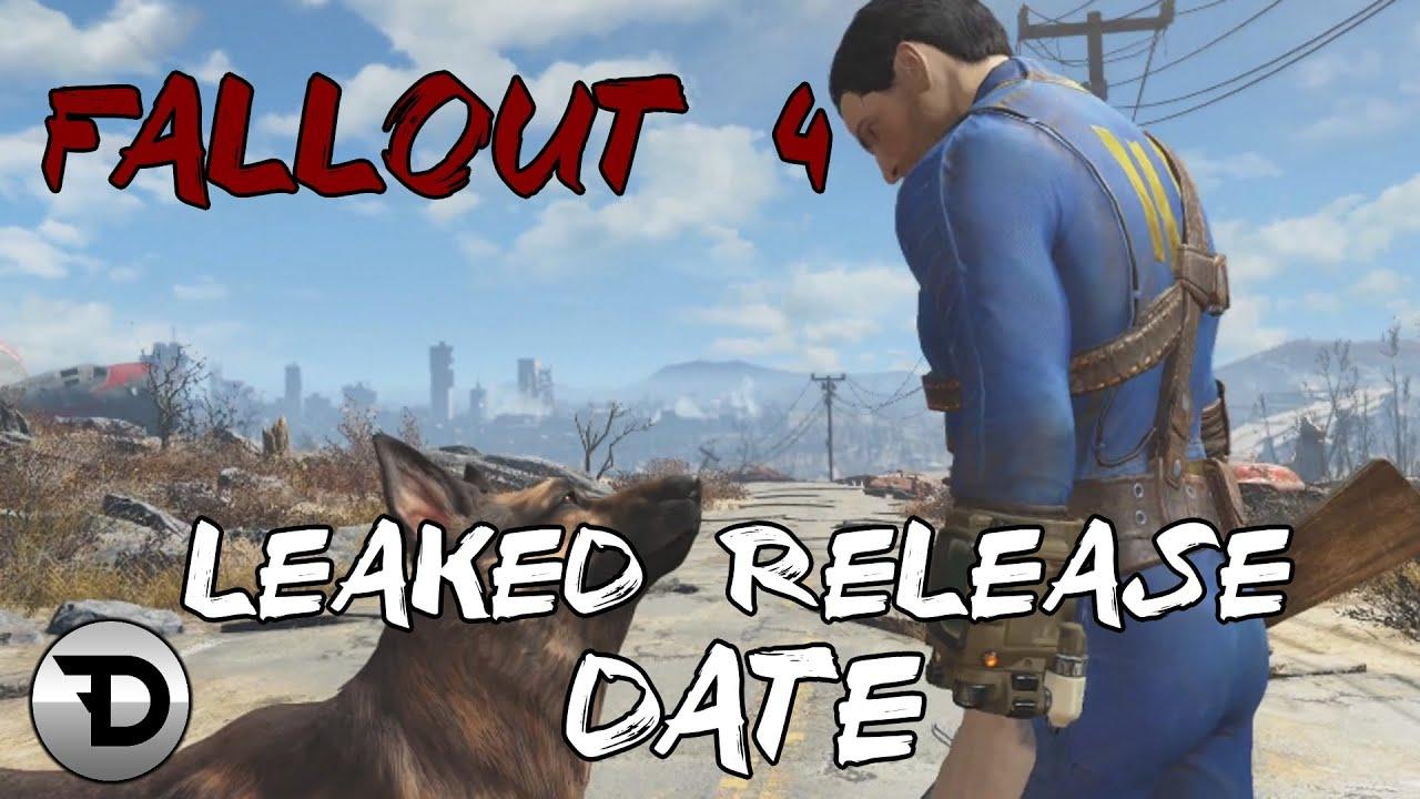 Fallout 5 release date in Brisbane