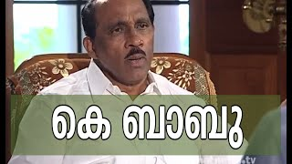 K.Babu In Point Blank 28/04/15 Latest Interviews