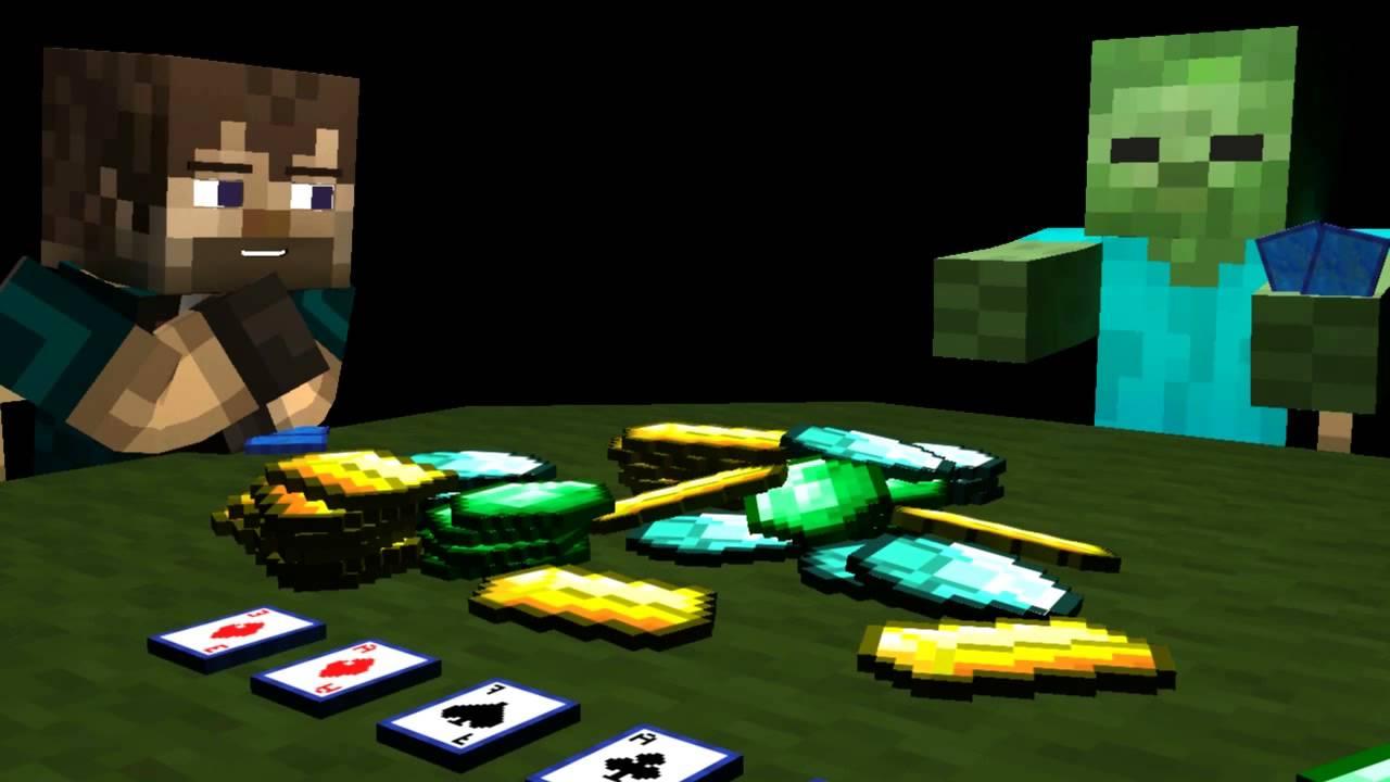 minecraft poker