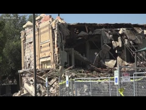 Beacon Hill Elementary School demolished