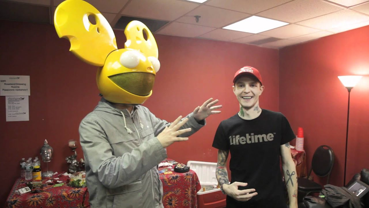 deadmau5 head inside - photo #12