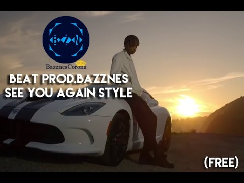 Beat / Instrumental / Pista ''See you again Style'' Whiz Khalifa Prod. Bazznes Uso Libre