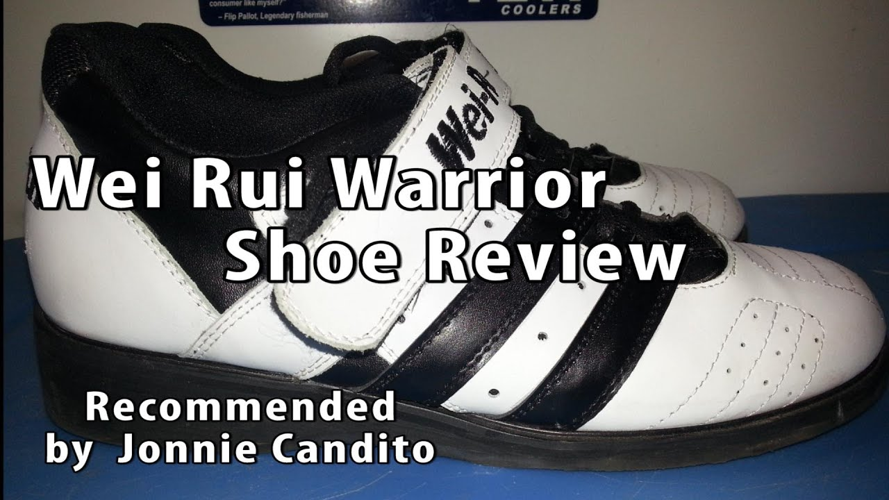 1bc6f6517517 Wei Rui Warrior Review (Candito Recommended) - YouTube