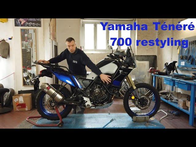 EP.8 Yamaha Tenerè 700 prima parte