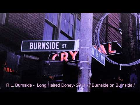 R.L. Burnside -  Long Haired Doney - LIVE 2001