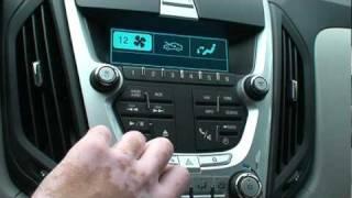 2011 Chevrolet Equinox Overview