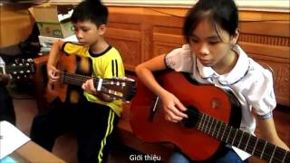 MỘT CÕI ĐI VỀ (Guitar for KIDS)