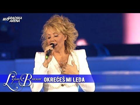 Lepa Brena - Okreces mi ledja - (LIVE) - (Beogradska Arena 20.10.2011.)