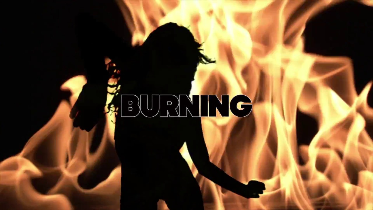 Yves Larock feat. Rahiz - Burning  (Lyric Video)