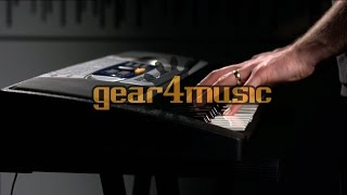 Mk 2000 54 Key Portable Keyboard By Gear4music Youtube