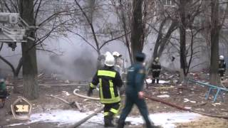 Волгоград взрыв дома: Взорвался жилой дом в Волгограде из за газа новости 20.12.15