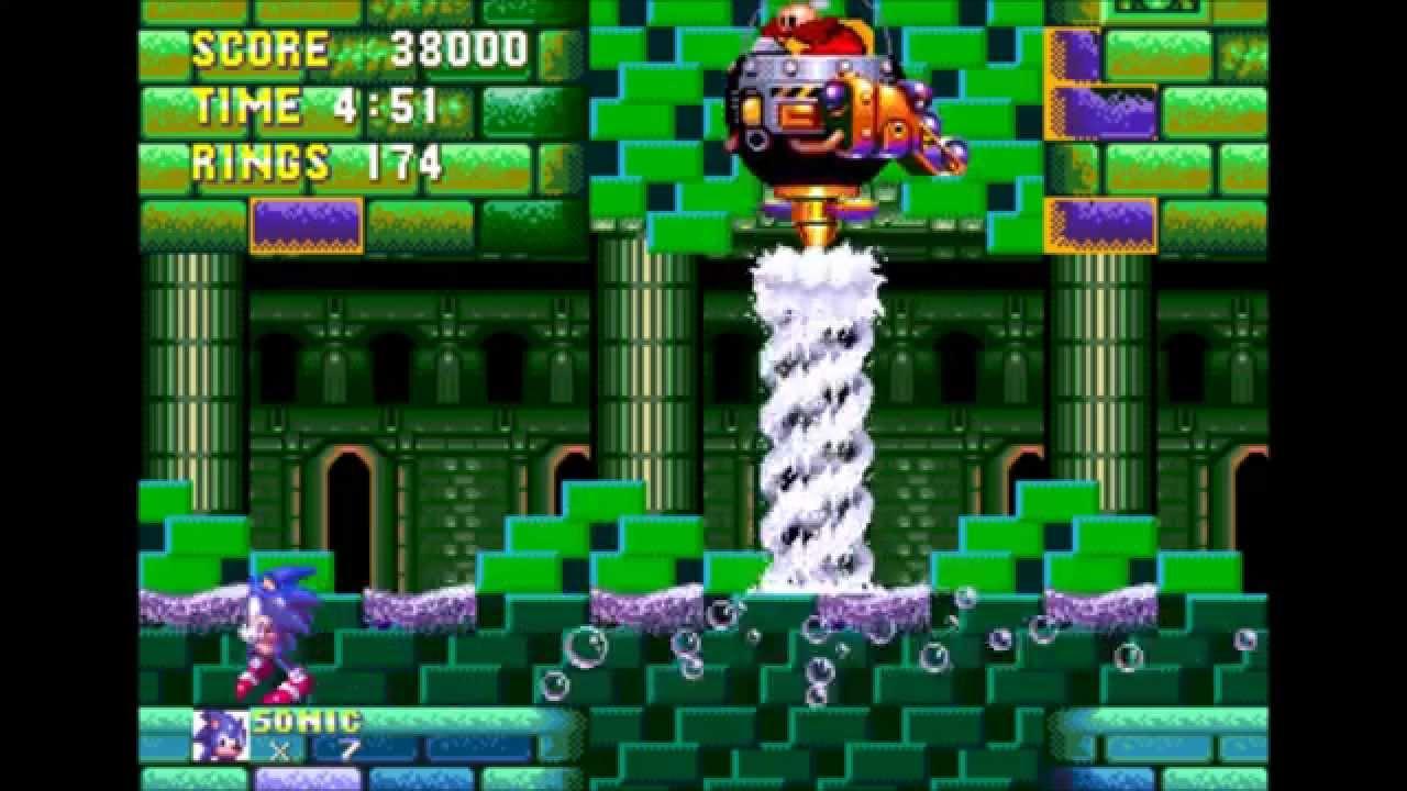 Sonic 3 & Knuckles Boss remix