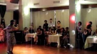 Hiroshi Y Kyoko, 14 Nov 2010 Farewell Milonga Performance 1 @ Hong Kong Tango Festival