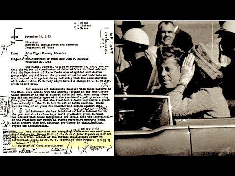 The Secret JFK Files - Analyzed & Discussed Live