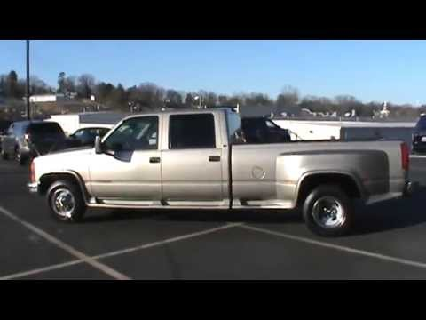 for sale 2000 chevy 3500 ls drw gas stk p6609s. Black Bedroom Furniture Sets. Home Design Ideas