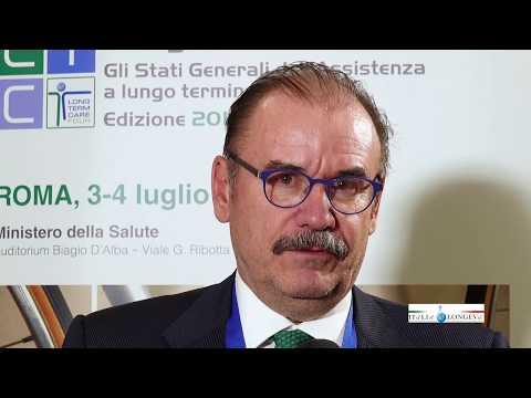 LONG-TERM CARE FOUR - Claudio Dario, APSS Trento