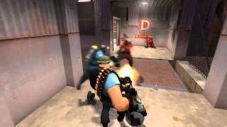 TF-2 Heavy by DEN on Steel. Server: UA-Player2