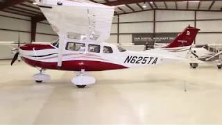 AIRPLANE FOR SALE: 2006 Cessna T206H Turbo Stationair By Van Bortel