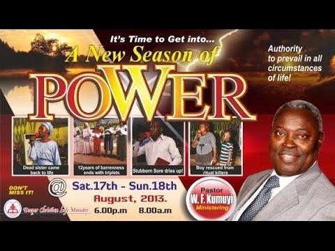 The Power of Faith in God