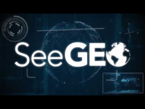 SeeGEO Geospatial Analytic Platform