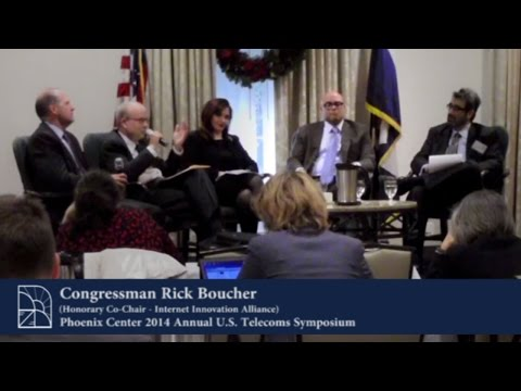 U.S. Telecoms Symposium Panel Discussion - Policy Priorities for 2015