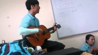 Ha Dong Jun - guitar