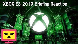 【反応動画】初視聴(短縮版)『Xbox E3 Briefing 2019』(2019.6.10)