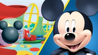 mickey mouse clubhouse english full episode 02 castle of illusion disney game