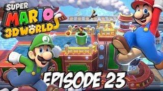 Super Mario 3D World: Let's Fun | Le dernier dinosaure | Episode 23 Thumbnail