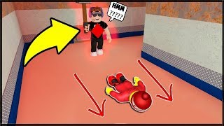 Crawl all GAME for the win! -Flee The Facility (ROBLOX Challenge)