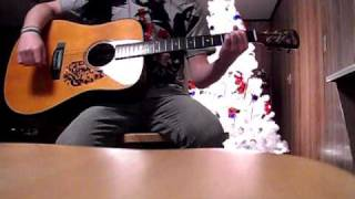 Say Goodnight Acoustic Guitar Cover