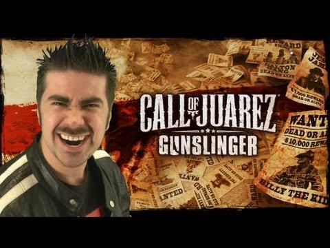 AJ Plays Call of Juarez: Gunslinger