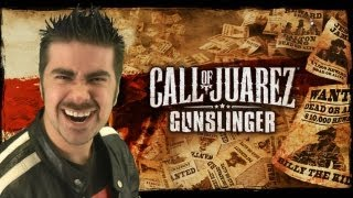 AJ Plays Call of Juarez: Gunslinger