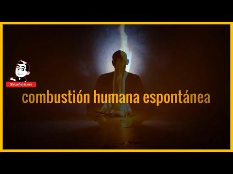 ¿Tiene algo de real la combustión humana espontánea?