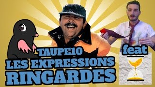 TOP 10 des EXPRESSIONS RINGARDES mais marrantes feat. Les Express