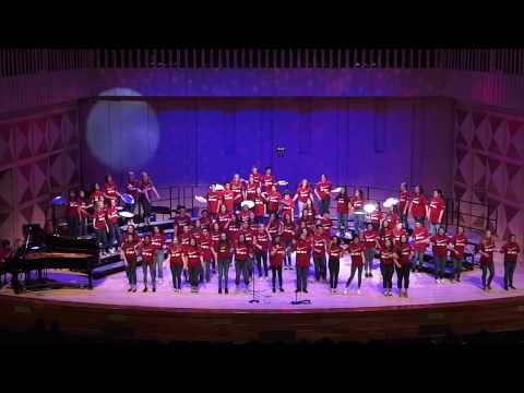That's Amore - arr. Jill Gallina - Reyburn and Clovis East Combined Show Choir