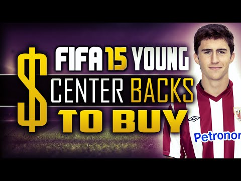 FIFA 15 Career Mode - Young Center Backs You Should Buy! - FIFA 15 (FIFA 15 Career Mode)