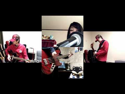 [HD]Koi wa Ameagari no You ni OP [Nostalgic Rainfall] Band cover