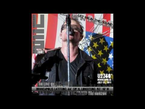 U2 - 360º Tour - 360º Minneapolis (2011/07/23)