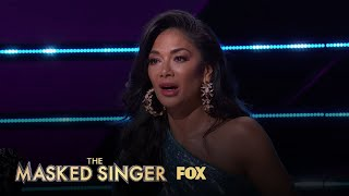 Astronaut Reveals A Clue About Nicole | Season 3 Ep. 9 | THE MASKED SINGER