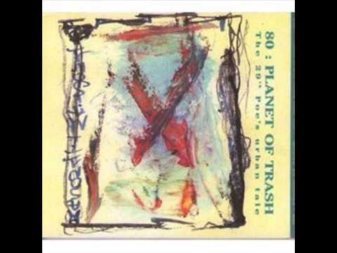 80: PLANET OF TRASH : The 29th Poe's urban tale ( full album )