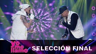 Yo Me Llamo Wisin y Yandel – Sexy Movimiento – Selección Final