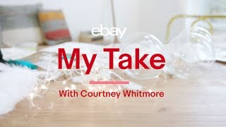 eBay | My Take with Courtney Whitmore | A Personal Touch Makes the Perfect Gift