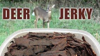 How To Make DEER JERKY