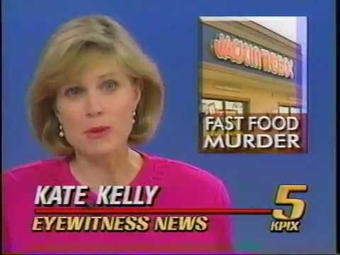 Dave McElhatton & Kate Kelly, KPIX Ch  5, Nov  8, 1993