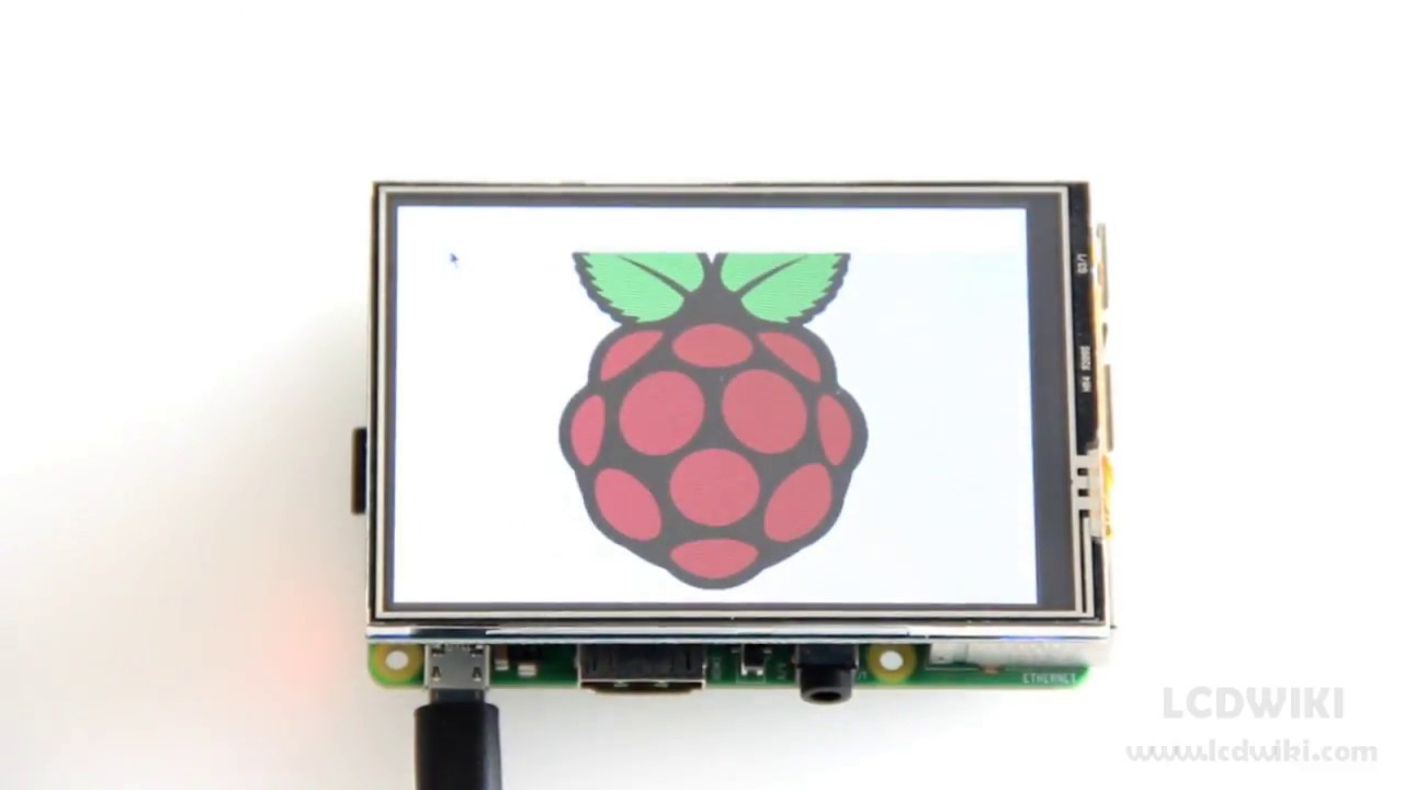 3 5inch RPi Display - LCD wiki